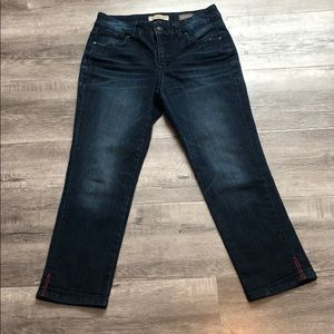 Nine West Vintage Collection cropped jeans